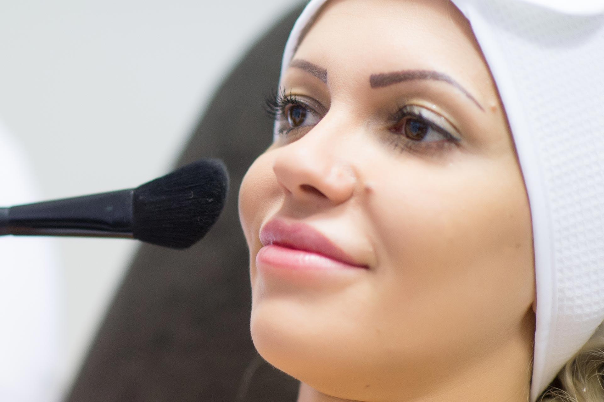 Braut Make-Up Wörgl