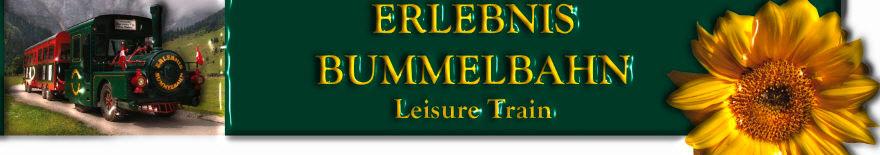 Erlebnis Bummelbahn Wildschönau